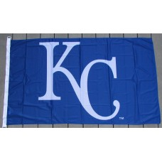 3' x 5' Kansas City Royals Flag