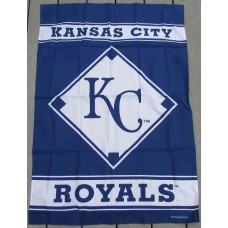 "28"" x 40"" Kansas City Royals Banner"