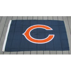 3' x 5' Chicago Bears Logo Flag (All Pro Design)